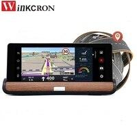 7 3G Android GPS Navigation Car dvr Camera Car video Recorder Rearview vehicle gps Bluetooth AVIN WIFI 16GB Navitel/Europe