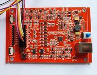 용량 터치 스크린 큰 류시우 디버깅 보드 패널 테스트 보드 V7.3