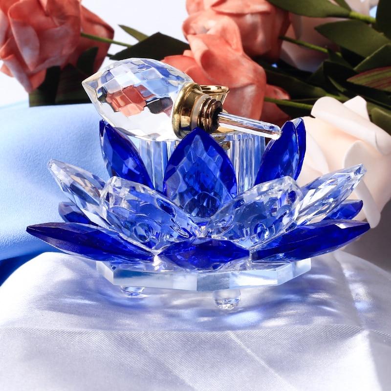 Blue K9 Crystal Car әшекейлері Әйгілі шыны - Үйдің декоры - фото 4