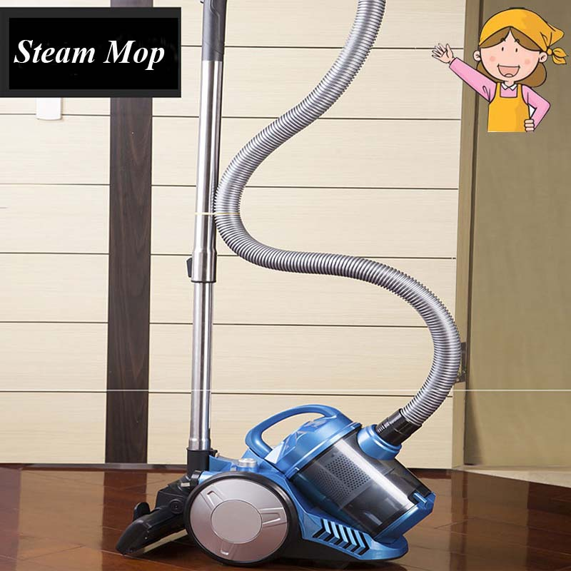Home Handheld Dry Vacuum Cleaner Steam Mop Carpet Cleaner Mites Vacuum Mini Mute As Seen ON TV 1 set 2016 home handheld washing vacuum cleaner steam mop carpet cleaner mites vacuum mini mute as seen on tv