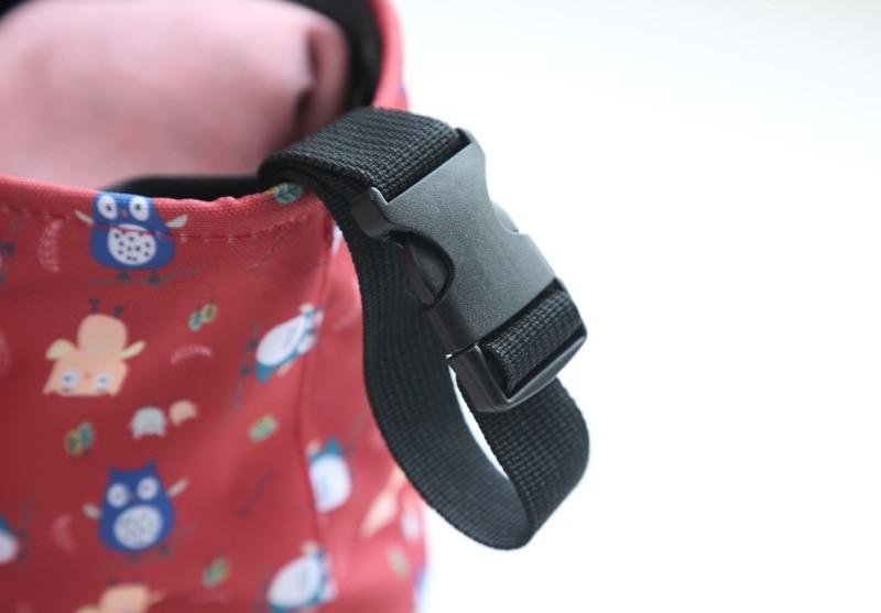 Купить с кэшбэком Baby Stroller Bag Organizer Pram Hangning Storage Bottle Diapers Bag Baby Mother Nappy Messenger Accessories Baby Children Care