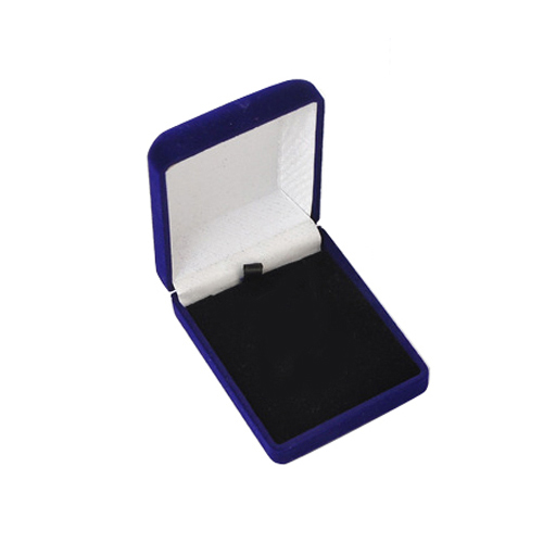 2016 New Wedding Luxury Cotton Filled Necklace Boxes Jewelry Display Gift Boxes Jewery Necessity 2SDM