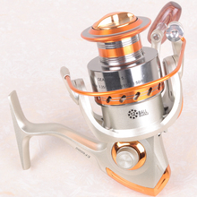 90%OFF 2016 New German Technology Free shipping 1pcs 12BB Fishing Reels spinning reel a Fishing Tackle Front Drag Spinning Reel