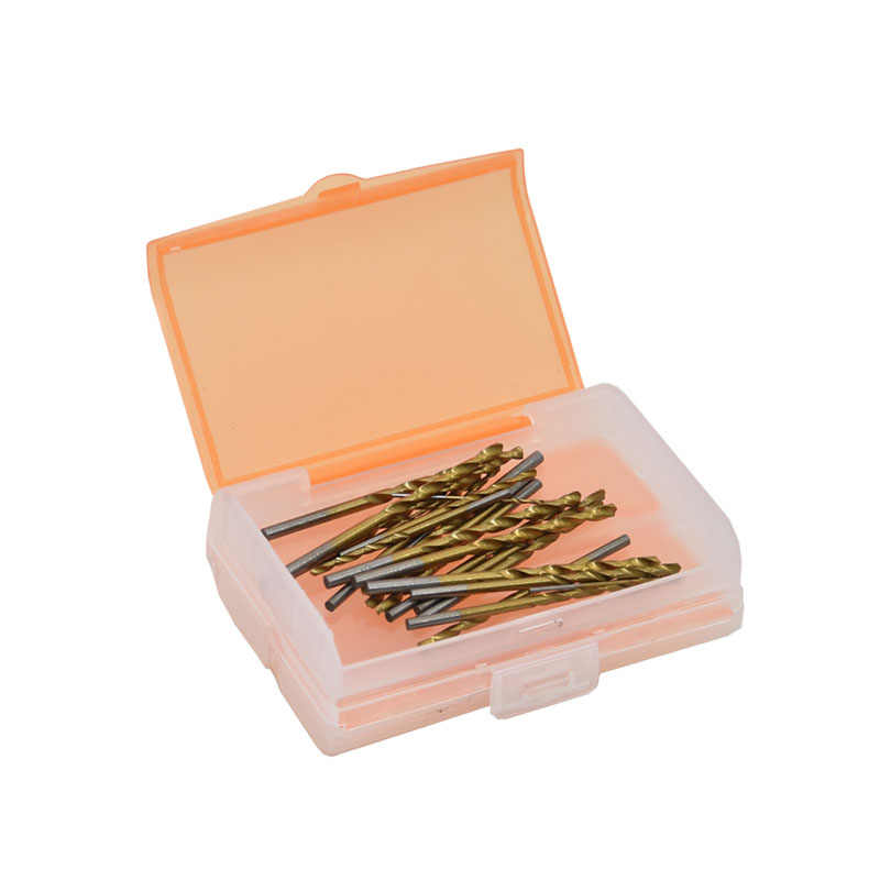 1 pcs Mini Portátil Brocas de Parafusos Porcas Jóias Rhinestone Arte Artesanato Caixa de Armazenamento Caso de Organizador Beads Recipiente Caixa de Ferramentas