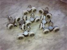 shower enclosures rollers wheels
