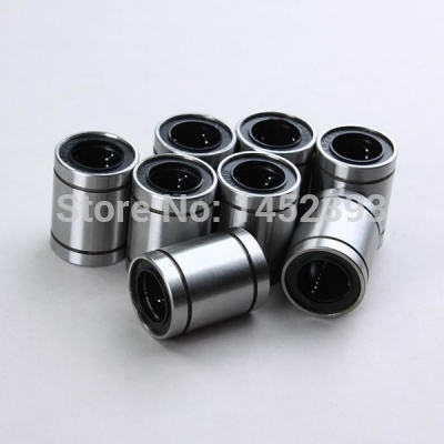 4 PCS 5mm Linear Ball Bearing Bush Bushing CNC Unit For Mini Milling LM5UU