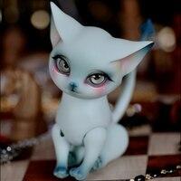 BJD Doll 1/8 Lucy aileen cat pet dolls