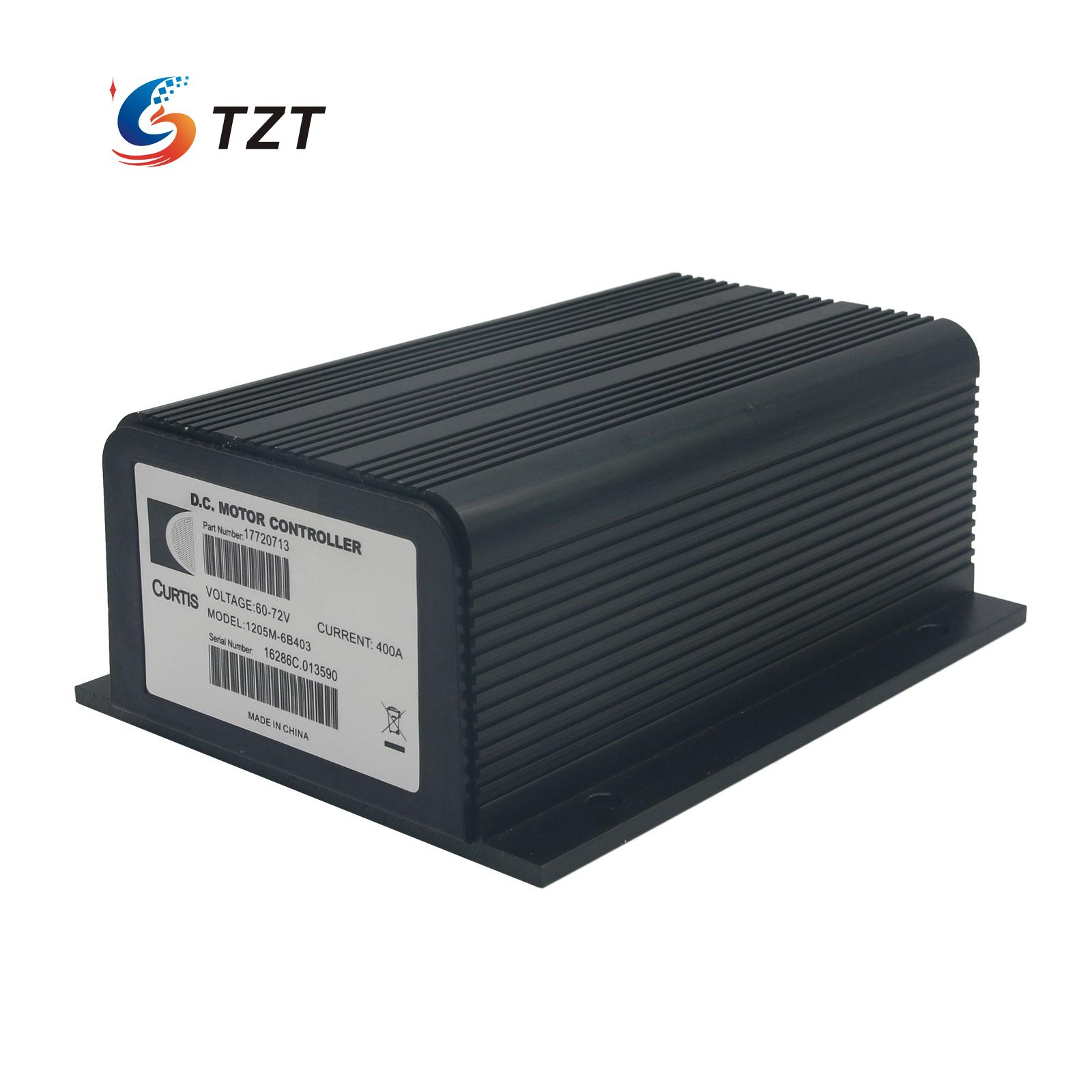 US $157 52 12% OFF 60V 72V 1205M 6B403 PMC 400A DC Series Motor Controller  1205M 6401 6B401 for Curtis replacement parts-in Flight Controller from