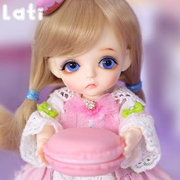 Lati Yellow S.belle 1/8 BJD SD Doll Resin Figures Body Model Baby Girls Boys Toys Eyes High Quality Fashion FANTANSY ANGEL 1
