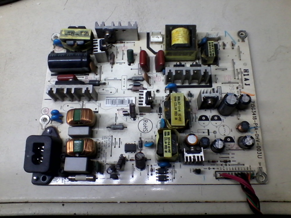 715G3418-P1A-0HV-003U Good Working Tested цена