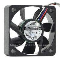 NEW ADDA AD5005HB D7B 5015 5 V 0.30A 4 linhas de apoio PWM ventilador de refrigeração do USB| |   -