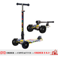 Bikes Scooter Gift for kids Fun Exercise Toys Scooter Children Kick Scooter