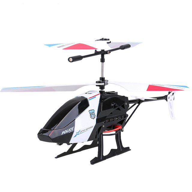 High Quality YD217 RC Helicopter 3.5CH With Remote Control Gyro Ready To Fly Black Remoter Control Toys For Children Gift