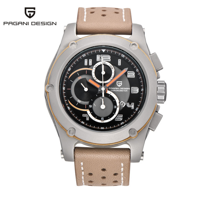 2017 Mens Watches Top Brand Luxury Pagani Design Reloj Hombre Military Army Watch Male Sport Clock Relogio Masculino