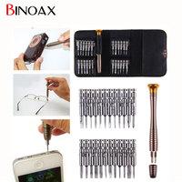 Binoax 25 in1 Precision Torx Screwdriver Repair   Tool   Set For iPhone Cellphone Notebook PC #ND00278#