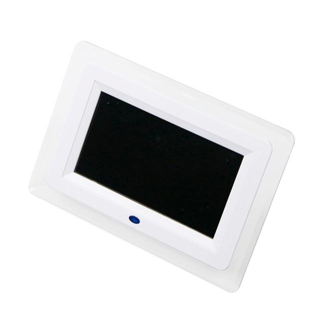 Multi functional 7 inch TFT LCD desktop hd Digital Photo Frame ...