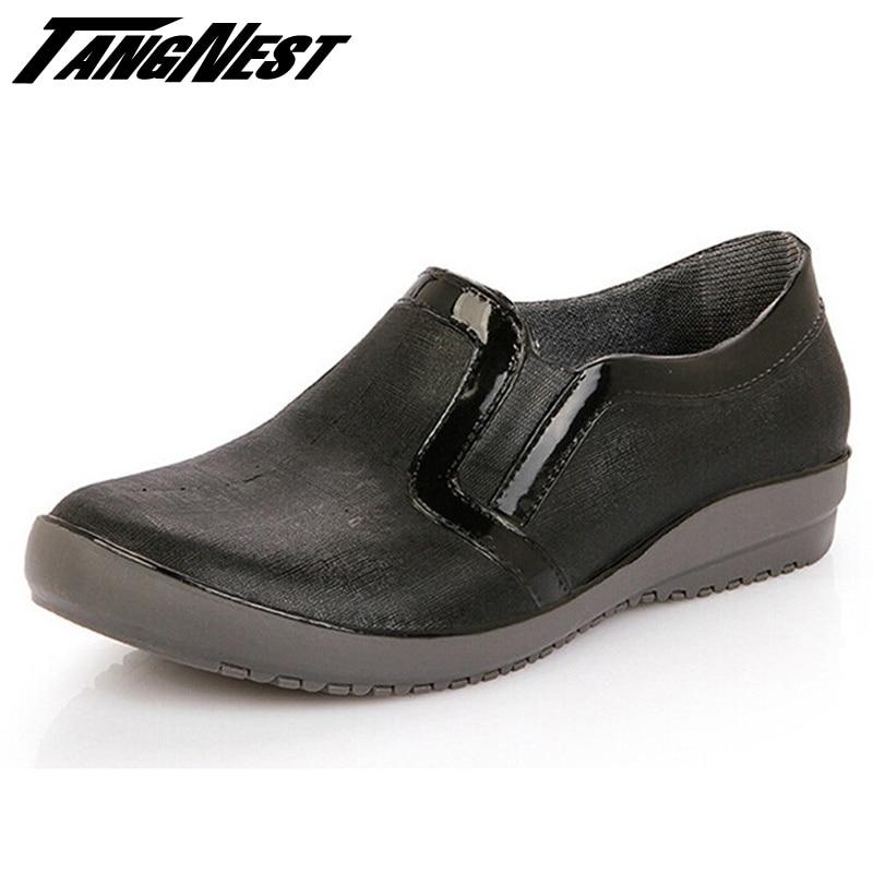 boots slip on summer winter waterproof shoes