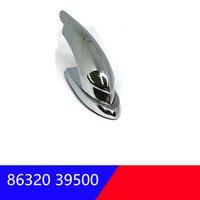 8632039500 For Hyundai Grandeur XG Azera 2002 2005 Front Hood Top Bonnet Emblem Single Wing Standing Sign 86320 39500