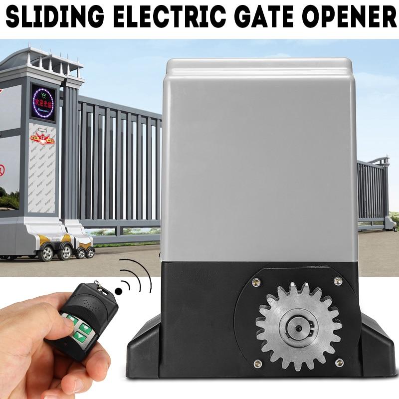 AC220V электрический пульт дистанционного Управление раздвижные двери машины плоские двери двигателя вилла Электрический дверной электриче...
