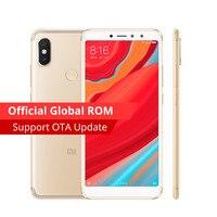 Глобальная версия Xiaomi Redmi S2 3 ГБ 32 ГБ Snapdragon 625 5,99 18:9 полный Экран двойной Камера 12MP + 5MP селфи смартфон