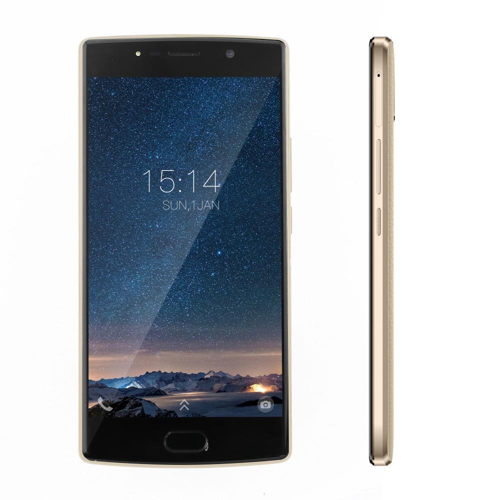 5 5 DOOGEE BL7000 Fingerprint ID Smartphone Android 7 0 Octa Core 4GB 64GB Dual 13MP