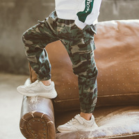 casual camouflage pants for big baby boys trousers clothing new 2019 spring children mid waist leggings kids bottoms clothes