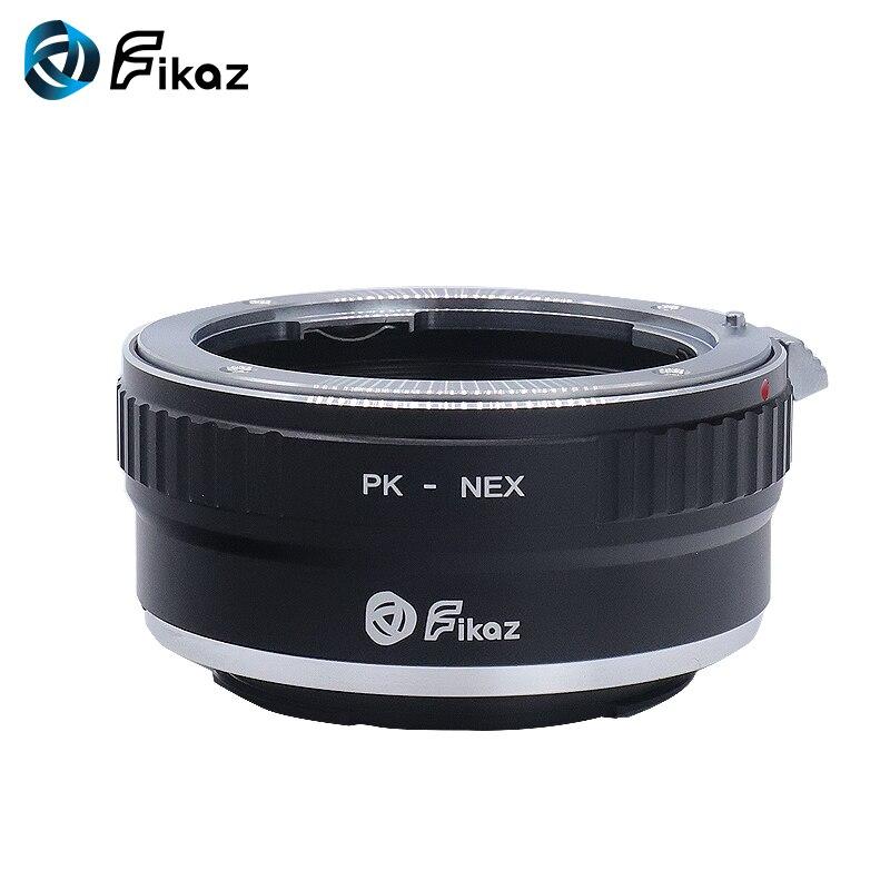 Ultra delgado de montaje adaptador para M42 Tornillo Lente Sony Montaje NEX-7 NEX-5 NEX-3 E