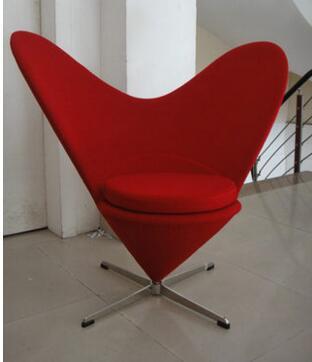 Office Chair. Heart Chair Butterfly Chair Modern Leisure Chair. .