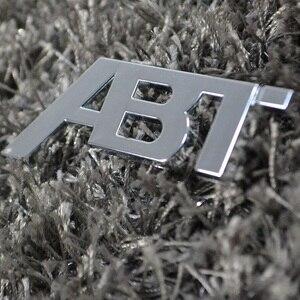 New 3D ABT logo refit car badg