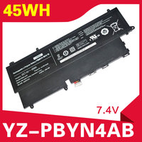 ApexWay 7.4V 45WH AA PBYN4AB laptop battery For Samsung 530U3C NP530U3C 530U3C A01 530U3C A01DE 530U3C A02