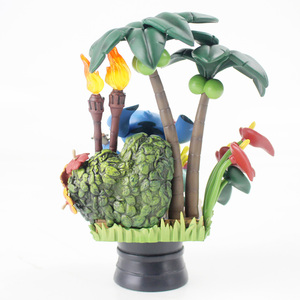 Image 5 - 15cm figürleri Hawaii tatil zaman PVC Beast krallık D seçim 004 Action Figure koleksiyon Model oyuncaklar bebek hediyeleri