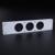 Ventilador De Refrigeración de la Consola de juegos con 2 Puertos USB y 3 De Alto ventiladores de velocidad para xbox one s para xbox one slim juego consola