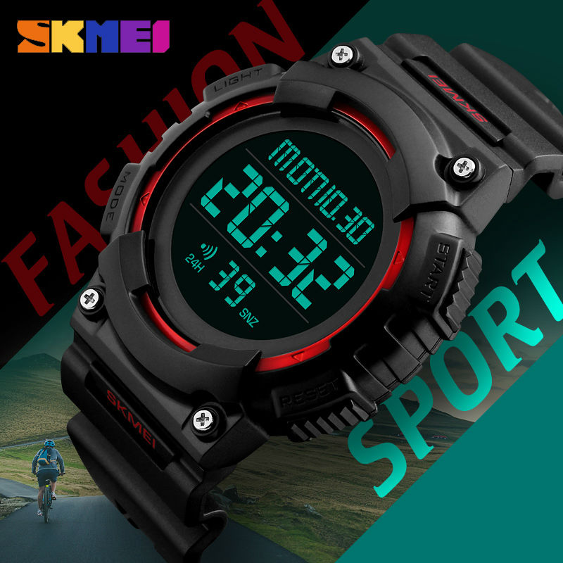 2018 New Sports Watches Men Luxury Fashion Watch Multifunction Alarm Digital Wristwatch Relogio Masculino Clock Shock Resistant2018 New Sports Watches Men Luxury Fashion Watch Multifunction Alarm Digital Wristwatch Relogio Masculino Clock Shock Resistant