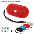 Wholesale mini speaker Y28 Pill Speaker Wireless Mini Bluetooth Speaker FM TF Card Slot Built-in Battery Hands-free Function