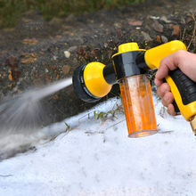 Professionelle Multifunktions Auto Styling Auto Schaum Wasser Pistole Auto Scheibe Wasser Pistole Hochdruck Reinigung Auto Waschen Schnee Schaum Pistole