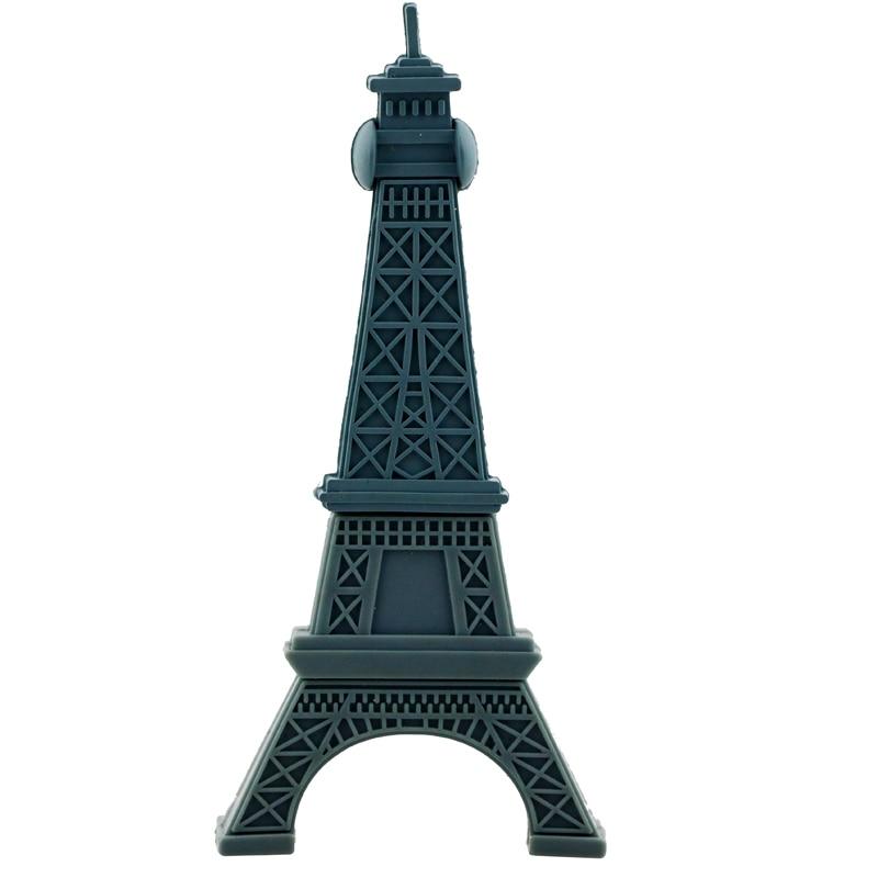 Pendrive usb flash drive մոխրագույն Paris Tour Eiffel 8gb - Արտաքին պահեստավորման սարքեր - Լուսանկար 4