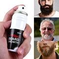 Los hombres de Pelo Nutrición Facial Barba Bigotes Beardboost Pro Aerosol Crecimiento Rápido