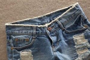 Image 4 - Лидер продаж 2019, высококачественные новые женские модные пикантные джинсовые повседневные джинсы с карманами, женские короткие брюки с заниженной талией, шорты для девочек