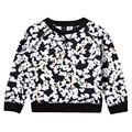 Print Floral Long Sleeve Autumn Winter T-shirts For Girls Infantil Europe Style Children T Shirts Baby Boys Tee-shirt Fille