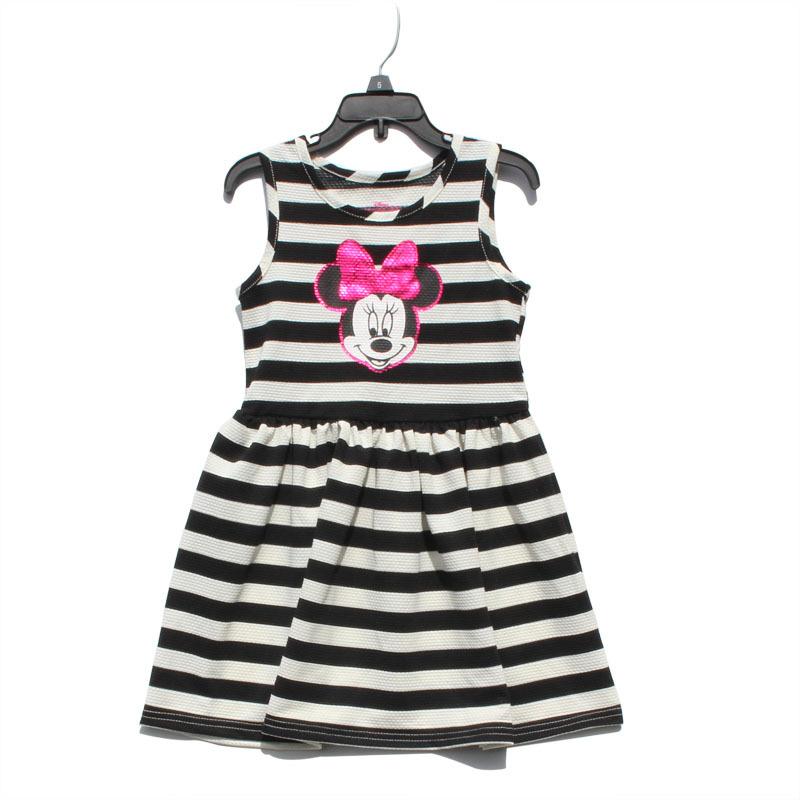 unidslote original x nias minnie mouse vestido de verano de las