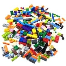 Basic-Blocks-Sets Creator-Parts Educational-Toys Diy Bricks Legoings City-Building Friend