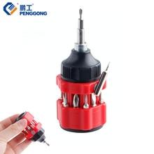PENGGONG 13 In 1 Mini Magnetic Screwdriver Precision Hands T