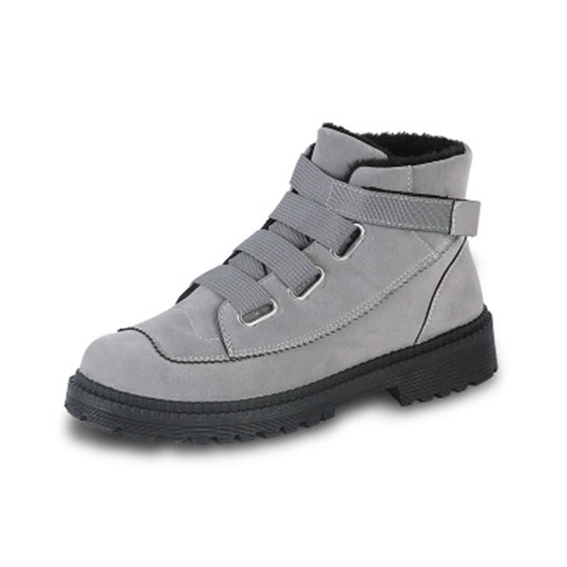 High Calçado Ao Marca Nova Luury Quente Livre Ar Inverno Pele Da Top Homem khaki grey Black Outono Moda 2018 Botas Sapatos Masculinos Casuais Tornozelo Homens pHYUxEEqw