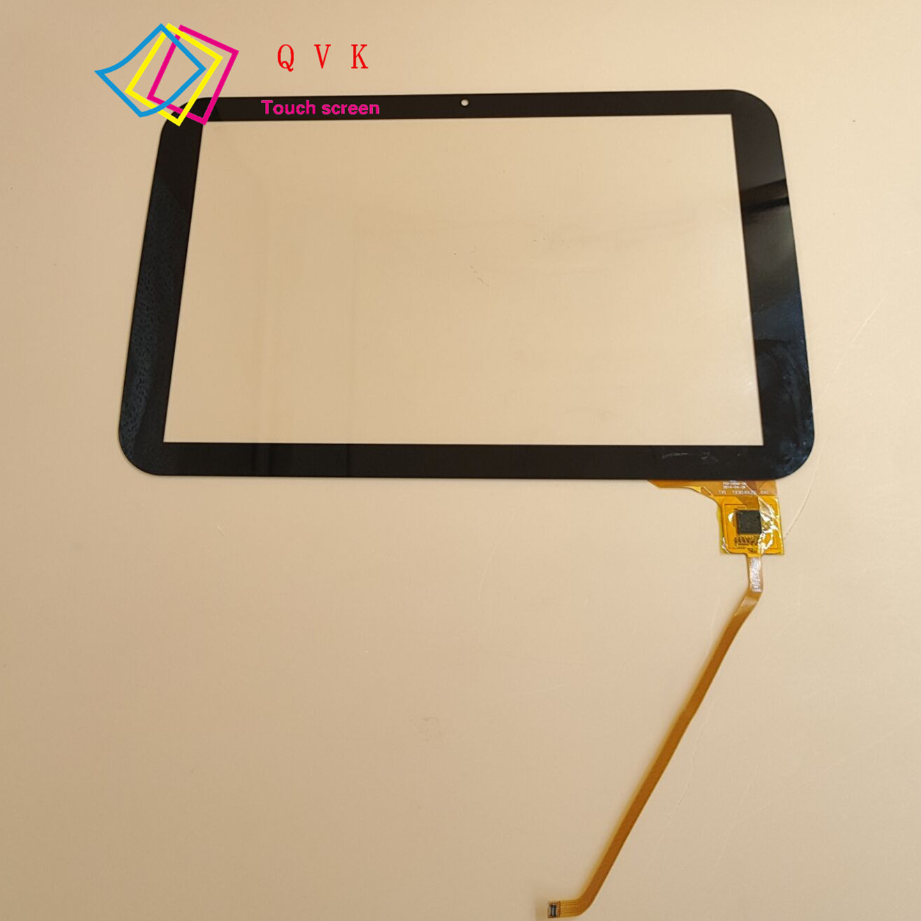 Original cable code QSD 702-10061-02 10.1 QUMO Sirius 1001 Tablet Touch Screen Touch Panel digitizer Glass Sensor Replacement new for 10 1 inch qumo sirius 1001 tablet capacitive touch screen panel digitizer glass sensor replacement free shipping