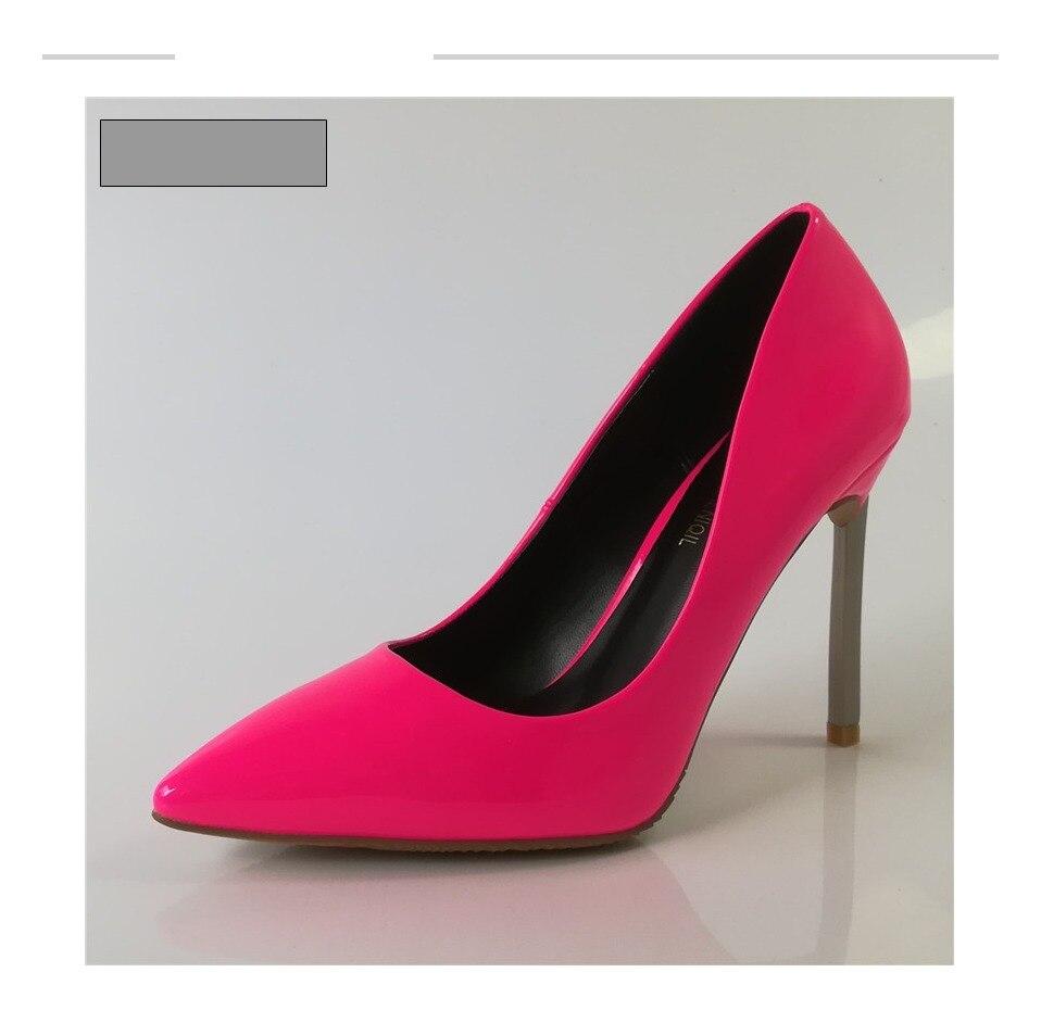 Stiletto Thin Heel Pointed Toe High Heels 2