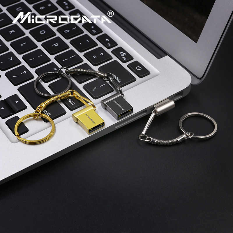 Super Mini Usb Flash Drive pendrive 128gb 64gb 32gb real capacity usb 2.0 pen drive 16gb 8gb Flash Memory USB Stick Pen drive