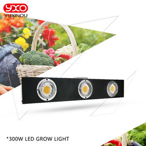 Image 2 - CREE CXB3590 300W COB Dimmable LED Grow Light Full Spectrum LED Lamp 38000LM=HPS 600W Growing Lamp Indoor Plant Growth Lighting
