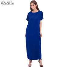 Solid Maxi Party Tunic