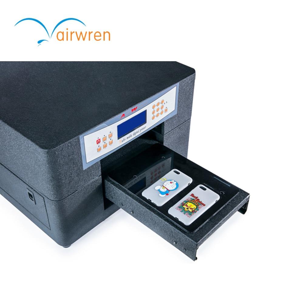 CE-certificering A4-formaat geheugenkaartprinter UV LED flatbed - Office-elektronica - Foto 2