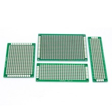 Side double cm прототип медь электронных pcb совет универсальный комплект diy